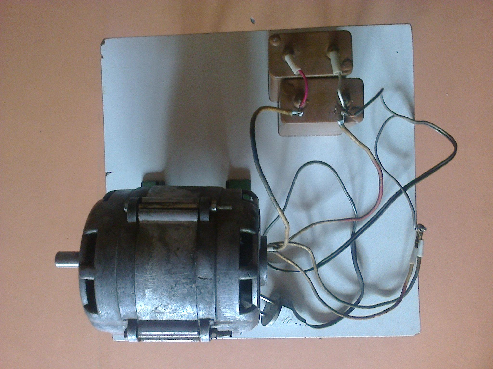 Схема подключения асинхронного двигателя 220в с конденсатором фото 485