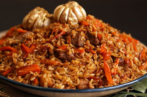 Рис по-узбекски
