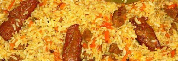 Рис по-таджикски