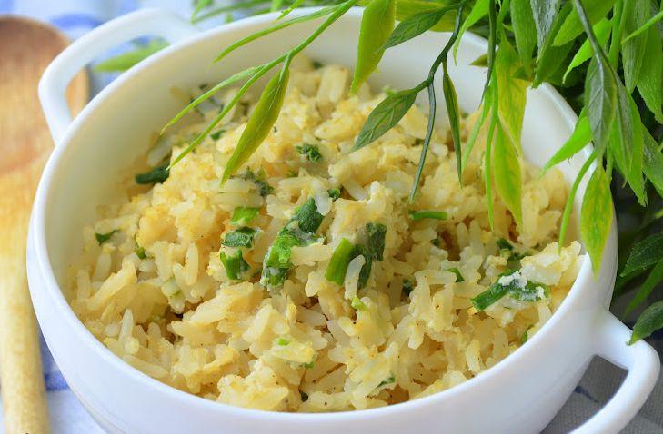 Как приготовить вкусно рис на гарнир